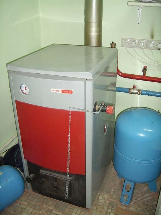 Как сделать котел отопления
