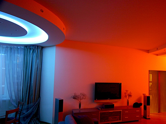 Как настроить подсветку