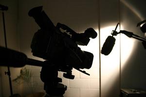Записываем <strong>голос</strong> на камеру.