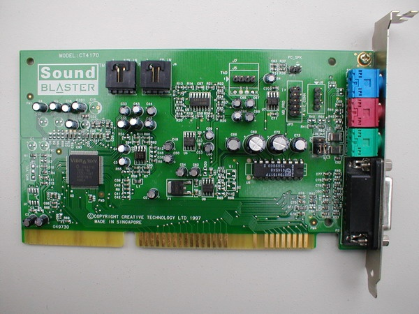 How to find driver for your sound card