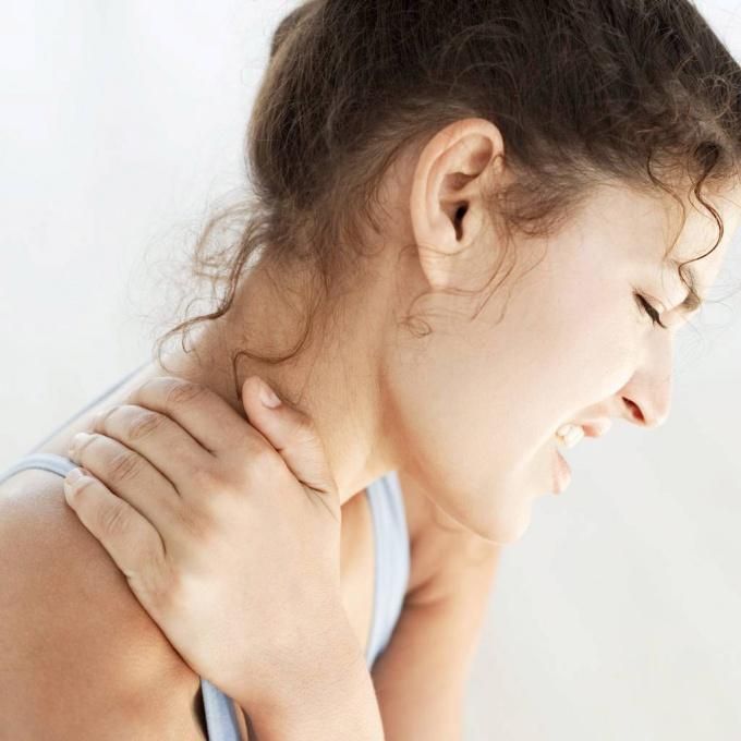 Как избавиться от соли в шее