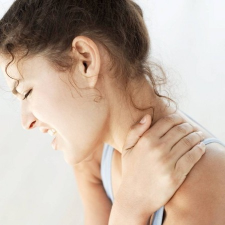 Как лечить боль в шее