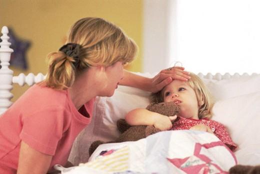 Как лечить ребенка при вирусном заболевании