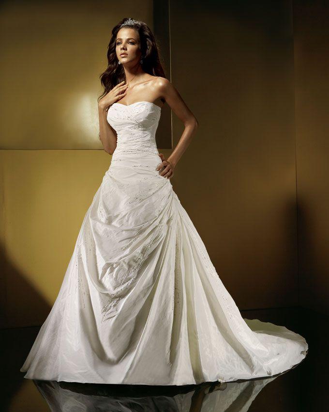 Выбор свадебного платья - приятные хлопоты невесты