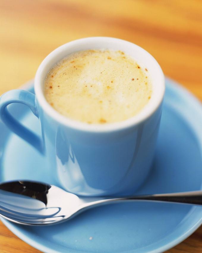Кофе с молоком - вкусный и ароматный напиток