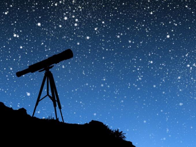 Как смотреть в телескоп