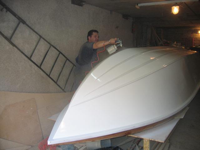 Сделать лодку своими руками из стеклопластика