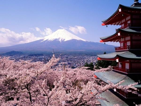 Как нарисовать японский дом