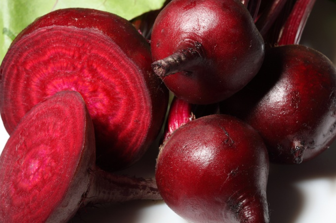 How to make sour beets