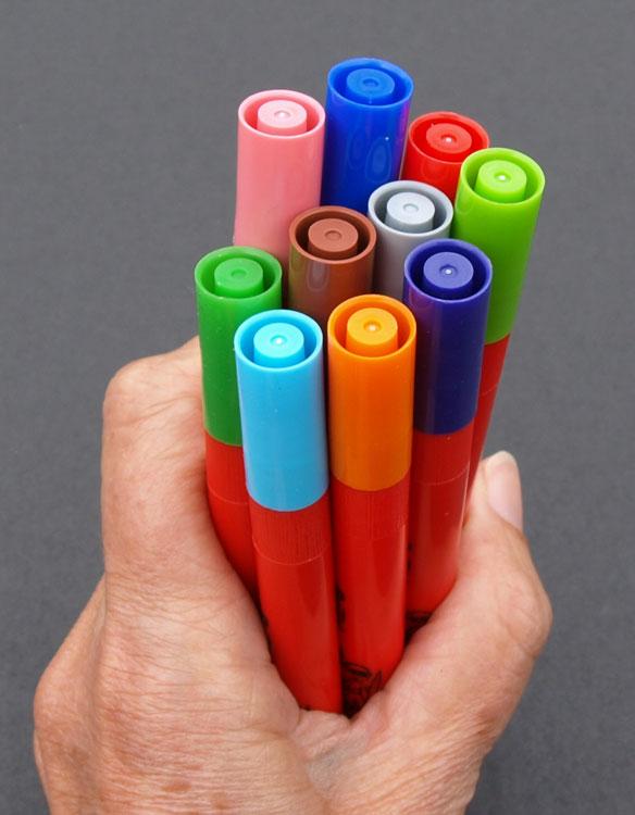 Как рисовать раскраску