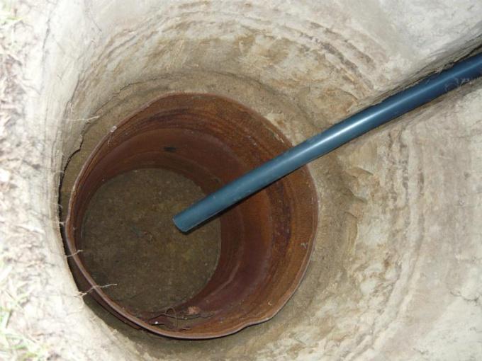 Как построить сливную яму
