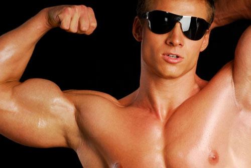 Как увеличить мускулы