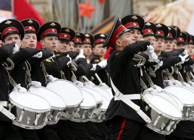 How to enter in the Suvorov military school in St. Petersburg?