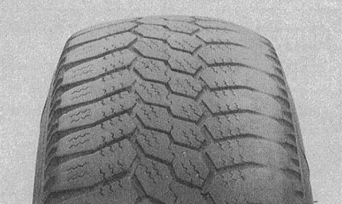 How to determine tire wear