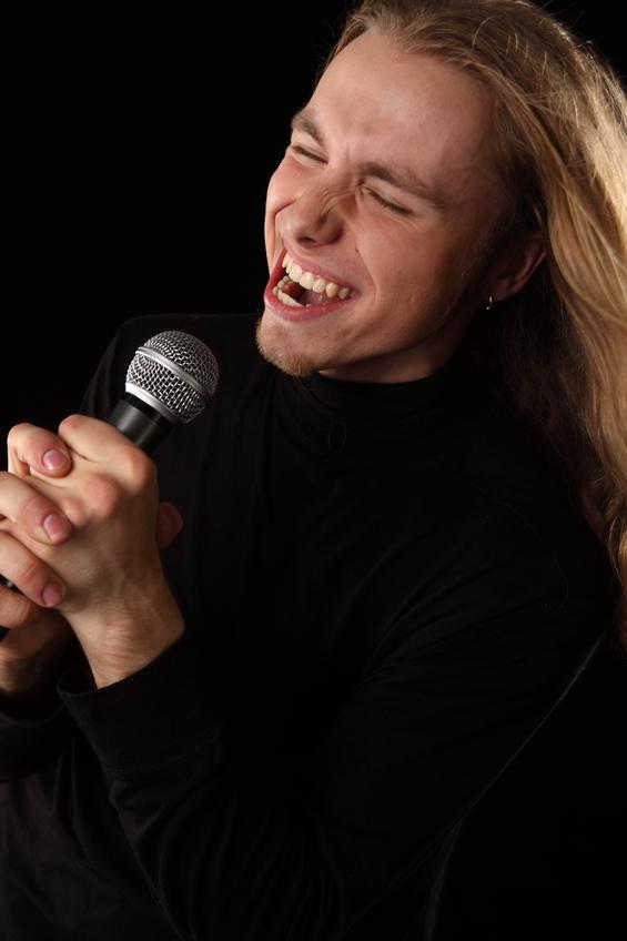 Как настроить вокал
