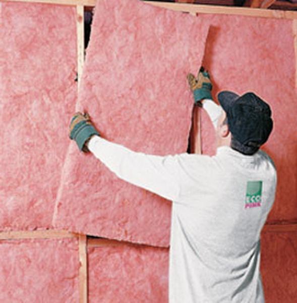 Как утеплить холодную стену