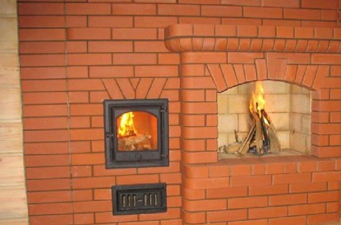 Как выбрать печь для дачи