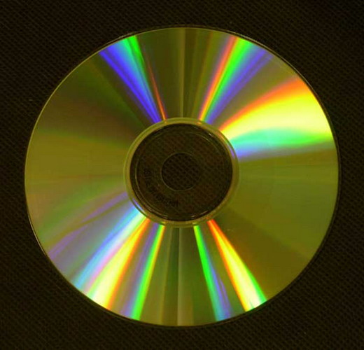 How to throw video onto a disc