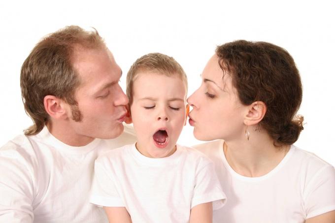 Как бросить мужа, если есть ребенок