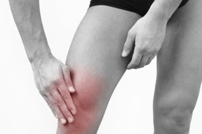 How to treat knee joints