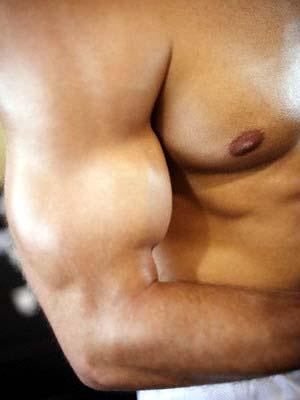 Как нарастить мускулы