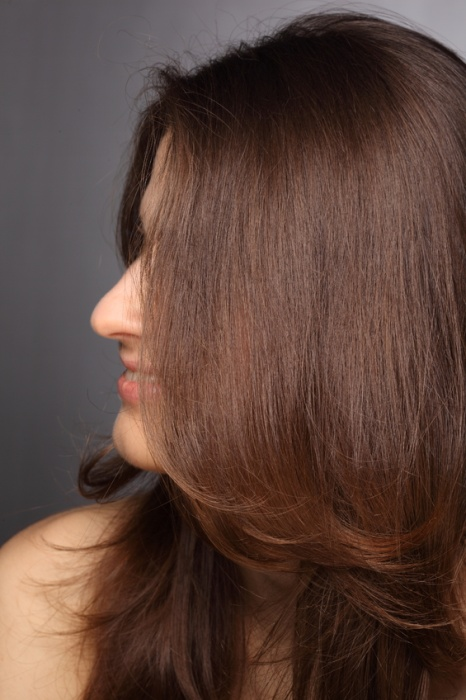 How to back brown hair color