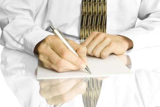 Как написать заявление в профсоюз