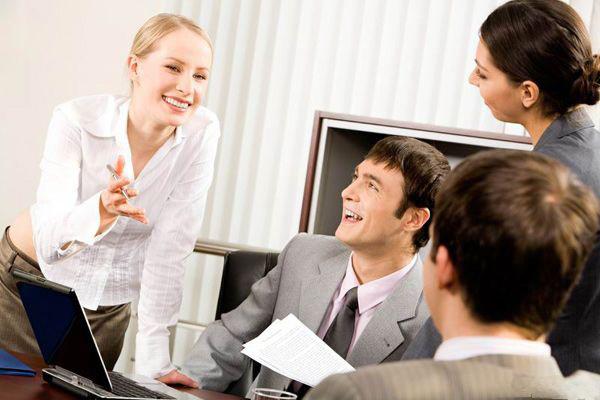 Как презентовать себя на работе