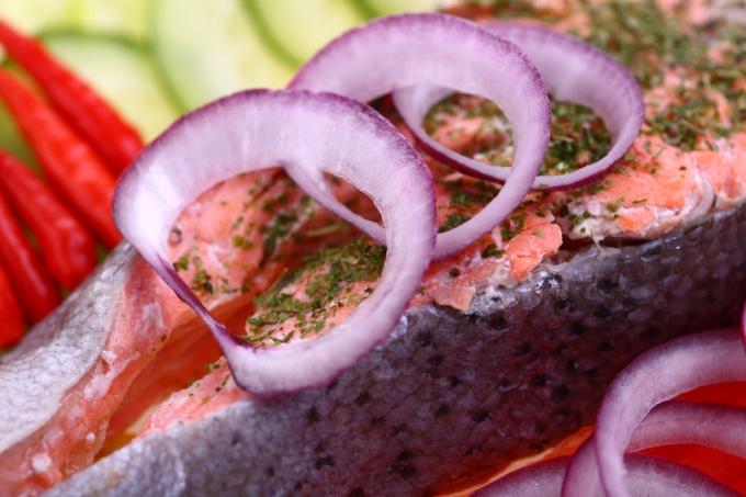 семга рецепты приготовления семга в духовке