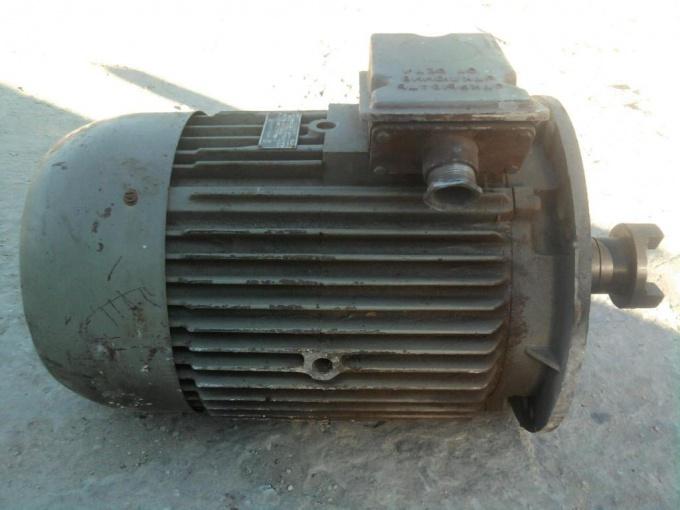 Как узнать мощность электродвигателя