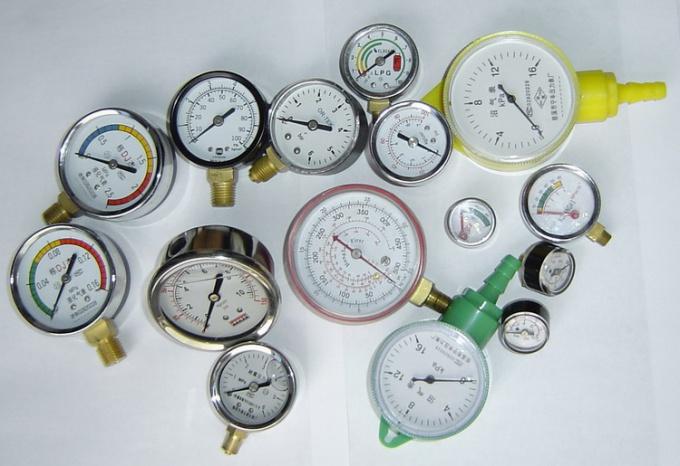Как измерить давление воды