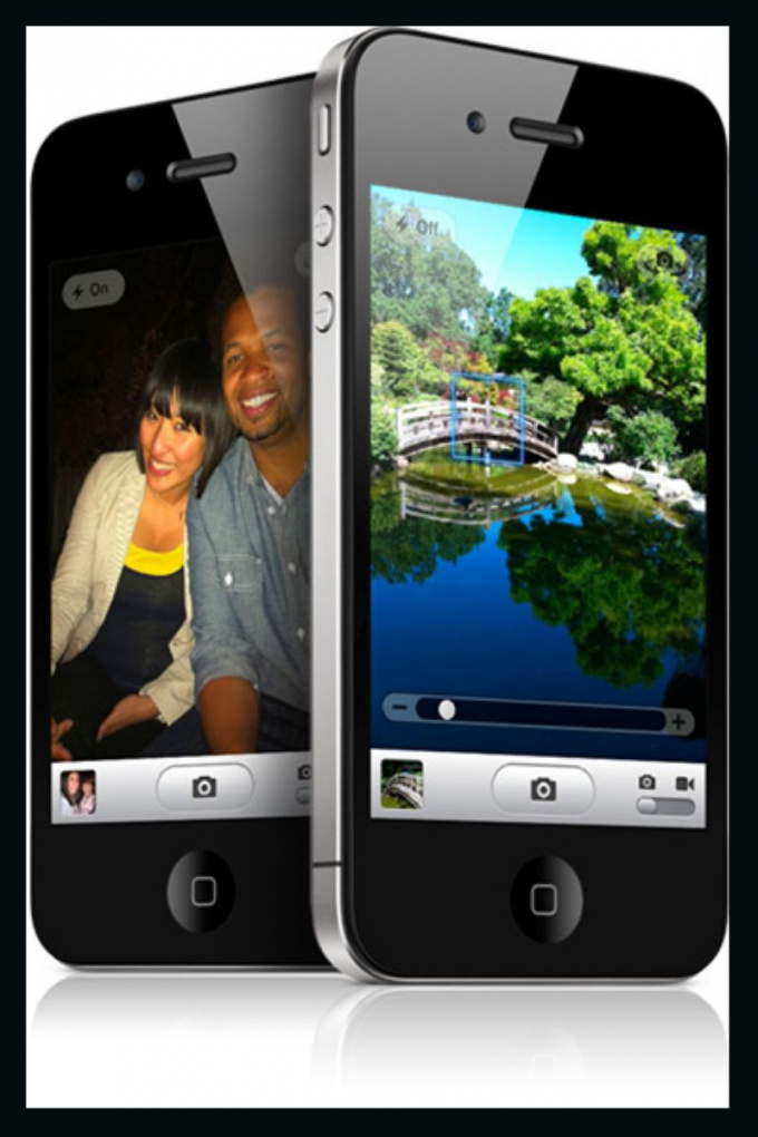 How to add photo to IPhone