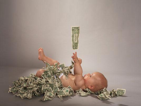 Как притянуть богатство