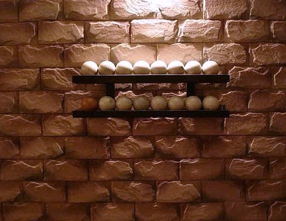 Как класть искусственный камень