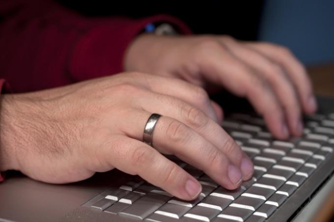 Как печатать текст на компьютере