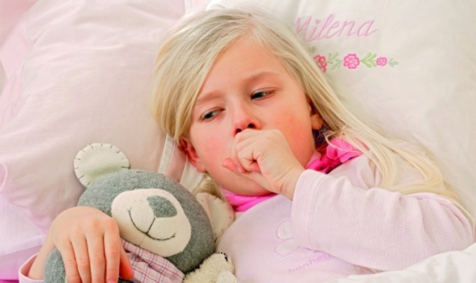 How to identify whooping cough