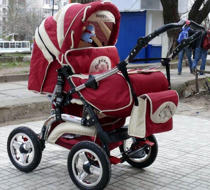 Как выбрать коляску для зимы
