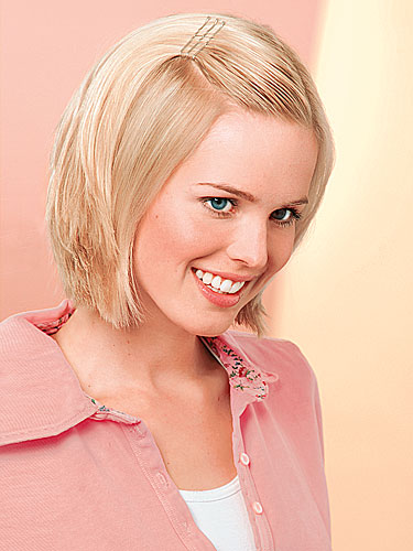 How to style a Bob caret