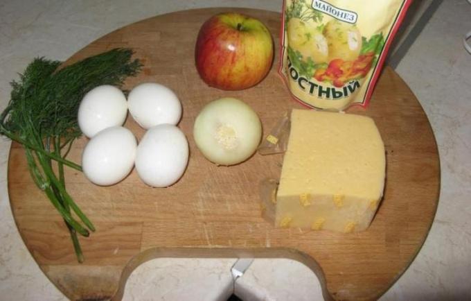 """Как приготовить салат """"Нежность"""""""