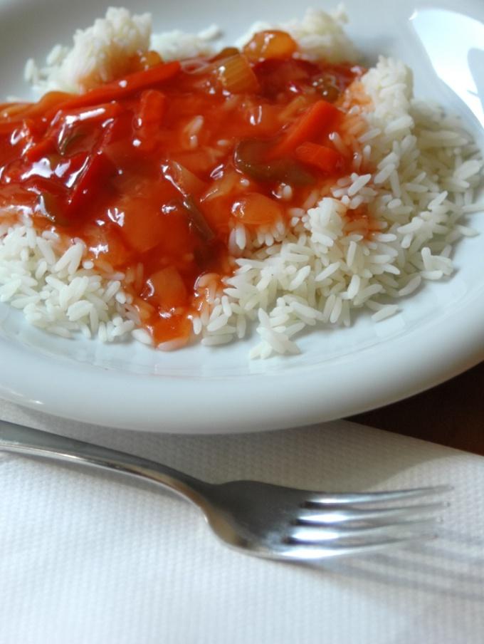 Как приготовить острый соус