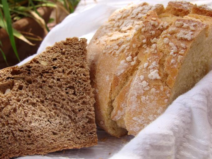 Как приготовить тесто для хлеба