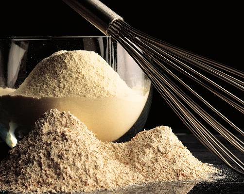 How to brown flour