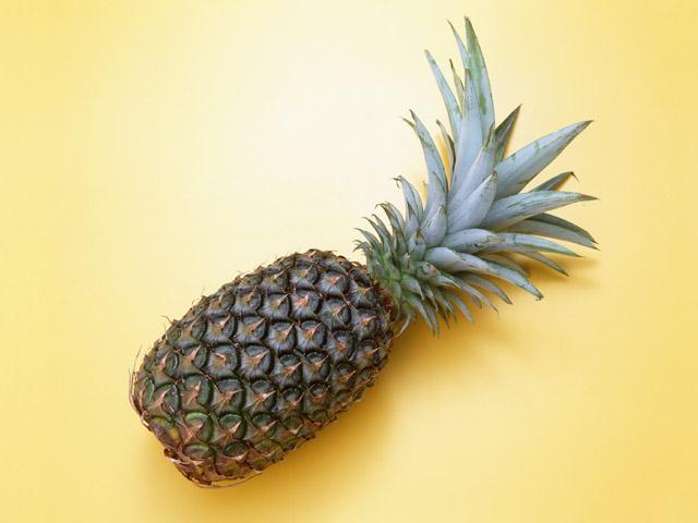 Как определить зрелость ананаса