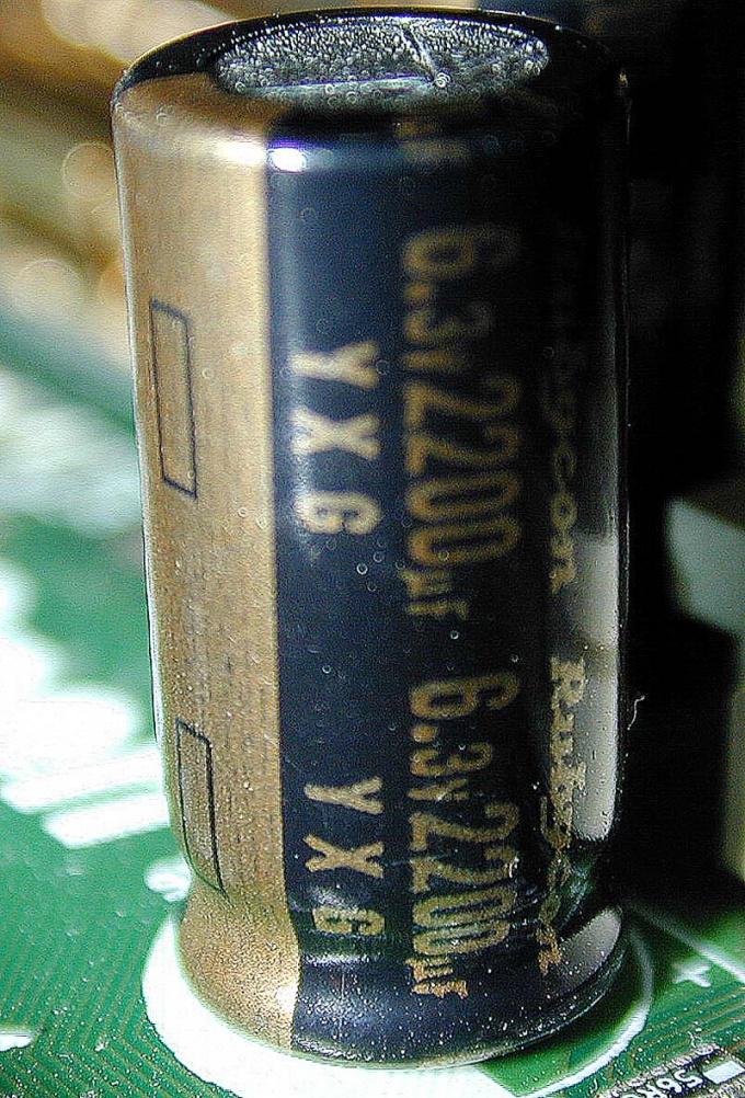 Как проверить емкость конденсатора