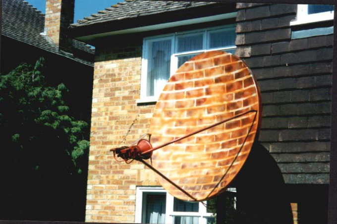 How to configure all channels on the satellite dish