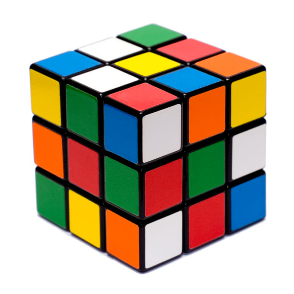 How to assemble a Rubik's cube completely