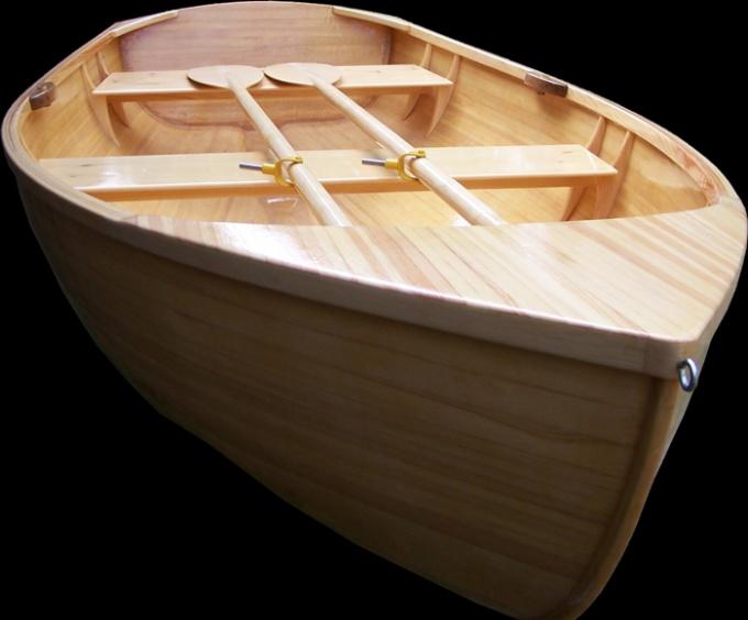 Как возвести лодку из дерева