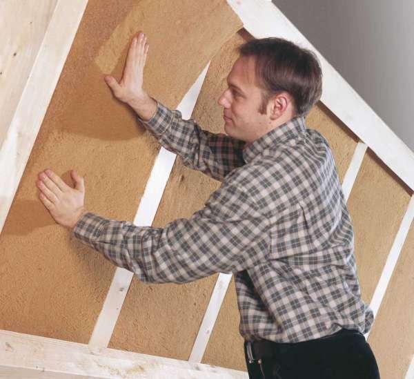 Как утеплить деревянный дом из бруса