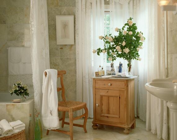 Как обставить ванную комнату