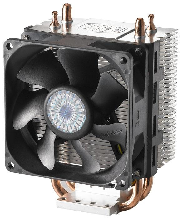 How to change the rotation speed of the cooler